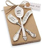 Mud Pie Stamped Spreader