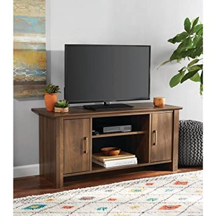 Amazon Com Durable And Sturdy Tv Stand For Flat Screen Tvs Up To 47