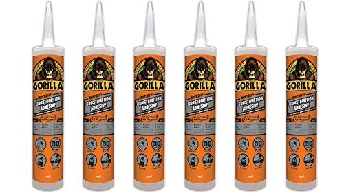 gorilla-8010001-6-heavy-duty-construction-adhesive-6-pack-9-oz-white