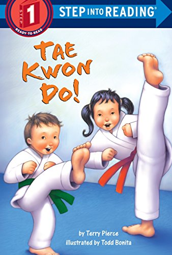 Pad Reading - Tae Kwon Do! (Step into Reading)