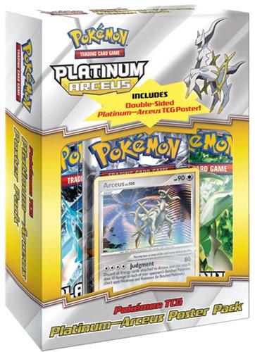 Pokemon Trading Card Game:  Arceus Poster Box