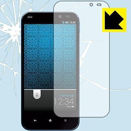 Amazon | 衝撃吸収[光沢]保護フィルム AQUOS PHONE SERIE SHL22 日本製