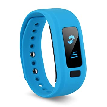 EXCELVAN Moving Up2 - Ajustable Impermeable Smartwatch Pulsera de ...