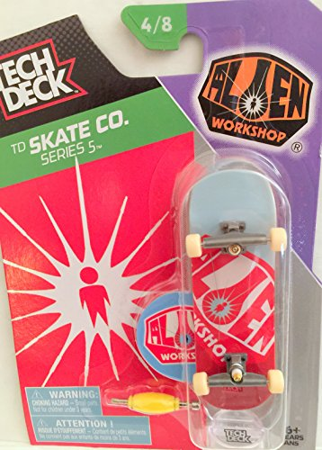 Skate Co Tech Deck Finger Skate Boards Series 5