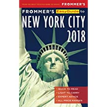 Frommer's EasyGuide to New York City 2018