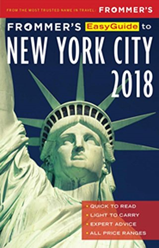 Frommer's EasyGuide to New York City 2018 (EasyGuides) cover