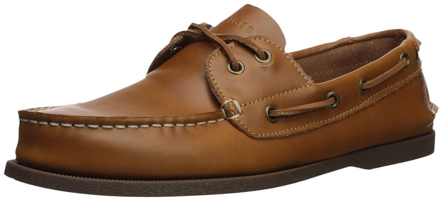 5389e4ba4bacb3 Tommy Hilfiger Men s Bowman Boat Shoe  Amazon.co.uk  Shoes   Bags