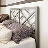 Amisco Windmill Metal Headboard