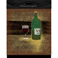 Appliance Art 10612 Appliance Arts Vino Dishwasher Cover