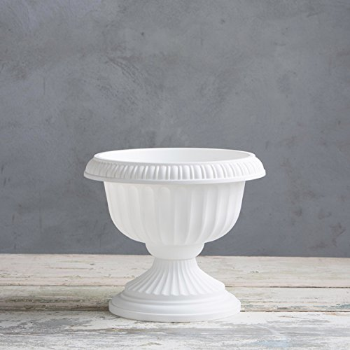 Buy plastic urn planters for plants