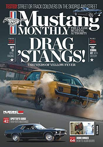 Mustang Monthly ()
