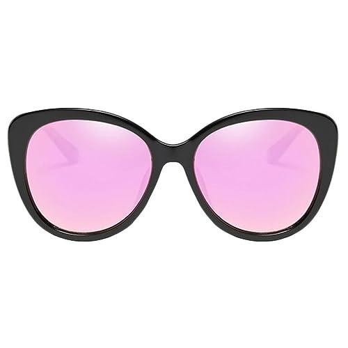 Gafas De Sol Retro Gafas De Sol Polarizadas Sra Película En Color Multicolor