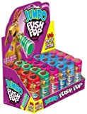 Push Pops - Jumbo Assorted (Pack of 18)