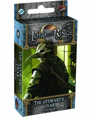 Lord Rings LCG Stewards Adventure product image