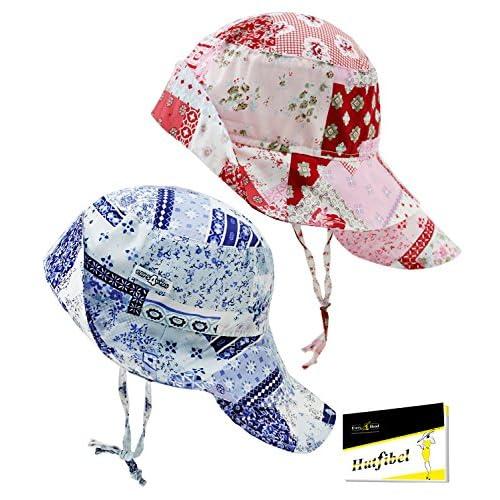 d14803882 Buena EveryHead Fiebig Sombrero De La Protección Del Cuello Gorro Casquillo  Niñas Pañuelo Bandido Bandana Verano