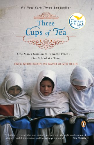 Amazon three cups of tea one mans mission to promote peace three cups of tea one mans mission to promote peace one school fandeluxe Epub