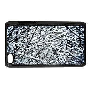 {Art Series} Ipod Touch 4 Cases SNOW, Case Kweet - Black