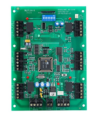 ROSSLARE AC-215 2-Door Networkable Access Control Replacement Circuit Board by ROSSLARE