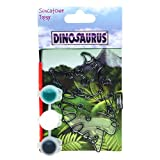 Trimcraft Dinosaurus Collection - Paint your own Dinosaur Suncatcher - Topsy