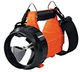 Streamlight 44501 Vulcan Vehicle Mount System Flashlight with DC Charger and Shoulder Strap, Orange