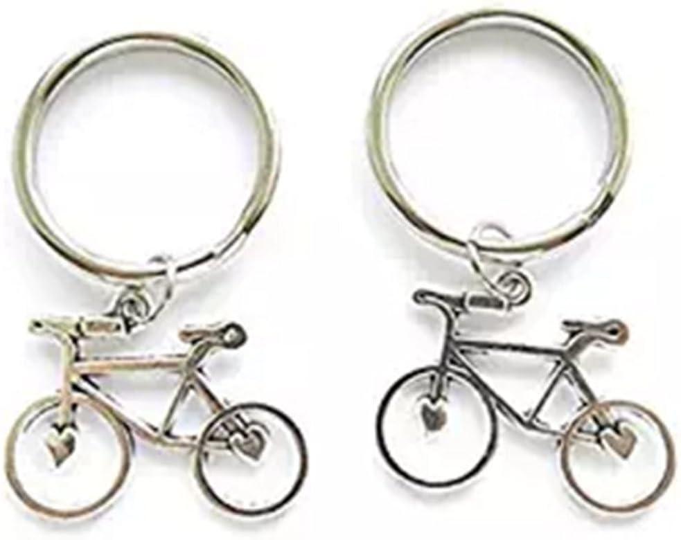 yichahu Llavero de Bicicleta Pequeño, Llavero de Ciclista, Llavero ...