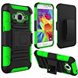 Samsung Galaxy Core Prime Prevail LTE G360 S820L, EpicDealz Armor Series – Heavy Duty Dual Layer Holster Case Kick Stand with Locking Belt Swivel Clip For Samsung Galaxy Core Prime Prevail LTE G360 S820L (Boost Mobile, Metro PCS, Virgin Mobile, Verizon, Straighttalk) + Mini Stylus Pen + Case Opener For Sale