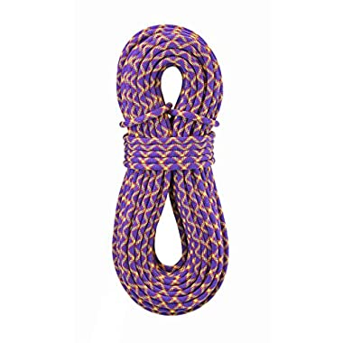 Sterling Rope Evolution Velocity Climbing Rope, Purple, 60m