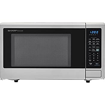Amazon Com Sharp Smc1842cs 24 Quot Countertop Microwave With