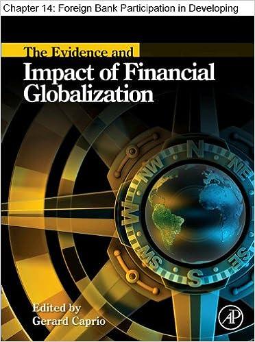 Lataa kirjoja ilmaiseksi ipadille Chapter 14, Foreign Bank Participation in Developing Countries PDF B00BLHFYQQ