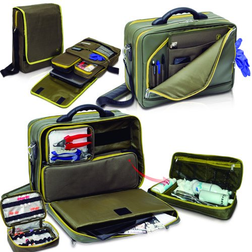 TARP'S Veterinarian Bag | Maletín/Mochila plus - Verde Oliva by Elite Bags
