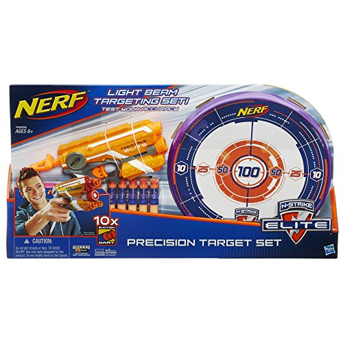 Birthday Present Ideas For 11 Year Old Nerf N Strike Elite Precision Target Set