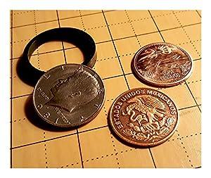 Scotch and Soda Magic Trick by Sasco Precision Coins