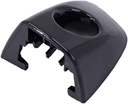 Exterior Driver Door Handle Paint-to-Match NO KEYHOLE w// PIN PAD HOLES