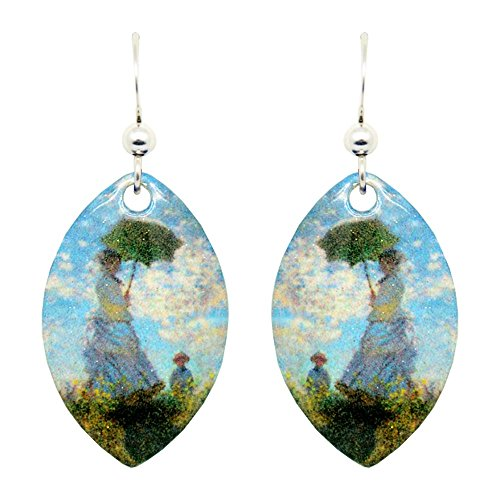 Monet Dangling Earrings (d'ears Parasol Earrings #2015)