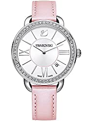SWAROVSKI AILA DAY LS L PINK LADY WATCH 5182189