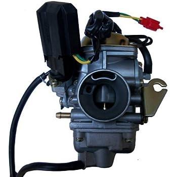 new carburetor for eton yukon 150 150cc atv. Black Bedroom Furniture Sets. Home Design Ideas