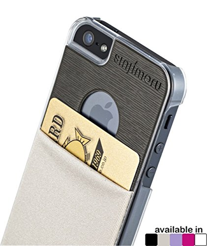 iphone-se-wallet-case-sinjimoru-iphone-se-5-5scase-with-card-holder-transparent-clear-hard-case-slim