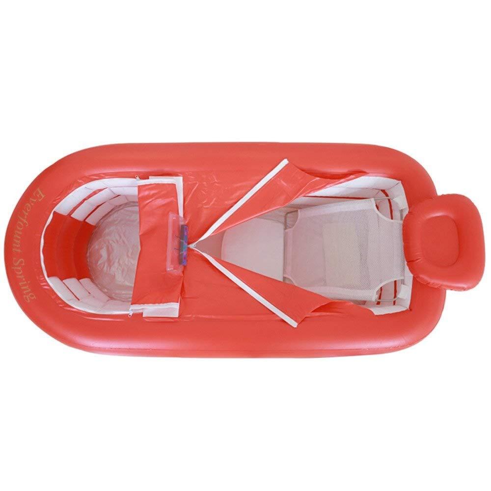 Gxf air baths Double Inflatable Bathtub PVC Plastic Folding Household Adult Bubble Bathtub,170x80x45cm bathtubs
