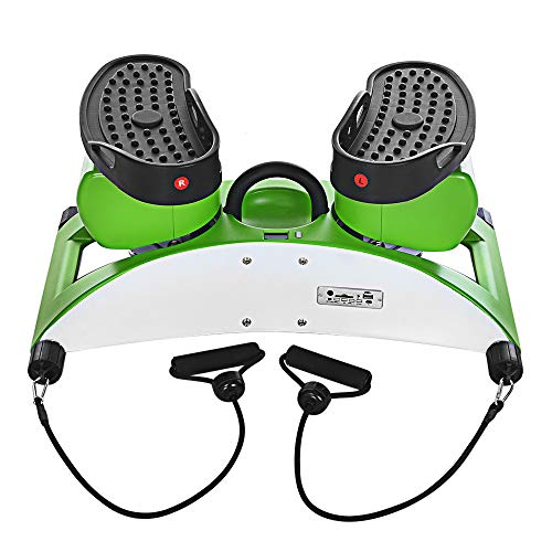 - Dolloress Household Mute Stepper, Dance Silent Rotary Stepper, Home Multi-Function Dance Machine Twisting Machine, Health Fitness Pedal Twist Stepper