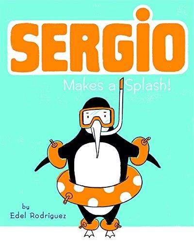 Sergio Makes a Splash
