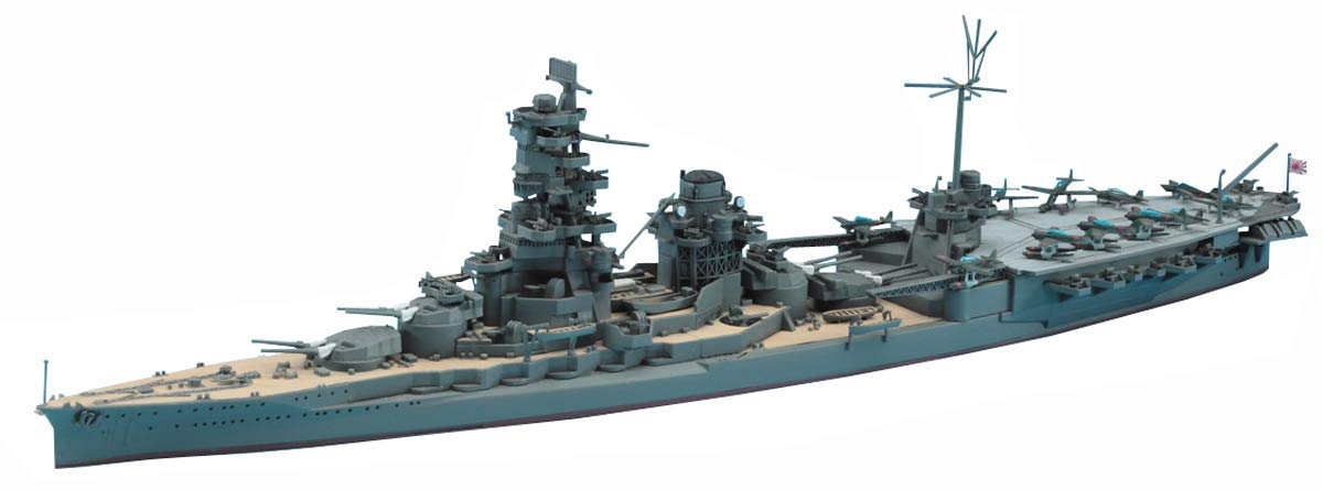 HASEGAWA 49119 1/700 IJN Aircraft Battleship Ise
