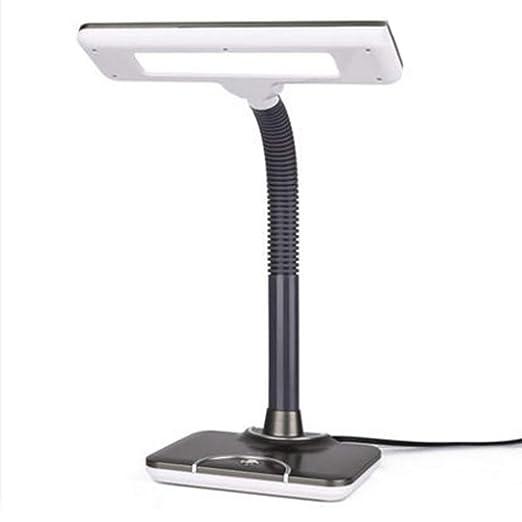 Lámparas de Escritorio Lámpara de mesa de escritorio LED, 3 modos ...