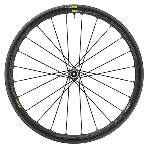 Mavic Ksyrium 700cx25 Elite UST Disc 6-Bolt WTS Rear 142 x 12mm Shimano/SRAM Black