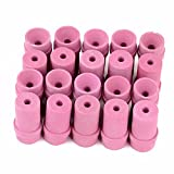 20Pcs/set Sandblaster Replacement Air Sand Blasting Ceramic Nozzles Tips 4.5mm For Sand Blast Tools