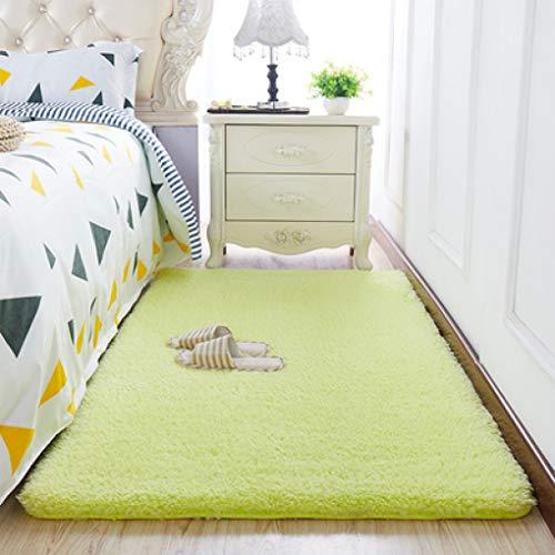Plush Shaggy Area RugsUltra-Soft Lamb Velvet Carpets Antiskid Thicken Fluffy Floor Mat Baby Nursery Rug