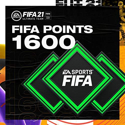 FIFA 21 - 1600 FUT Points - PS4 [Digital Code]
