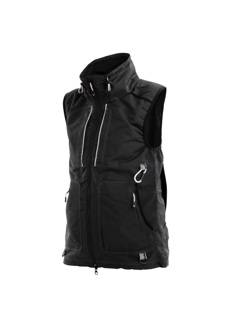 Hurtta Collection Pet Owner Obedience Vest, X-Small, Black by Hurtta