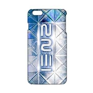 2NE1 3D Phone Case for Iphone 6 plusblack