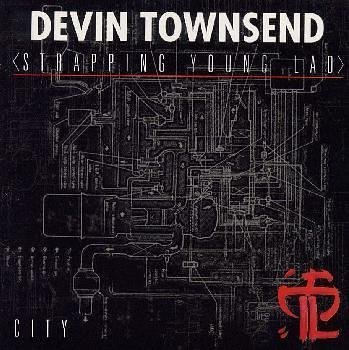 City by Strapping Young Lad (1997-11-28) (Lad City Strapping Young)