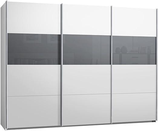 Armario de puertas correderas, armario ropero, aprox. 300 cm ...